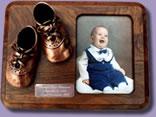 бронзирование детской обуви