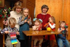 Как открыть вечерний мини детский сад