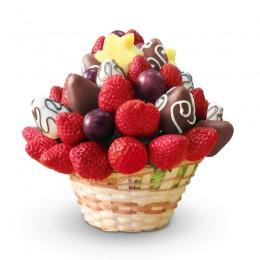 Новая бизнес идея - букеты из фруктов