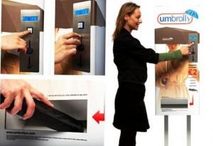 Идея бизнеса - вединговый автомат по продаже зонтов