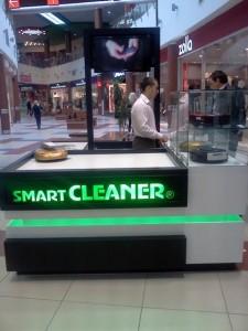 Идея бизнеса - продажа пылесосов-роботов SmartCleaner