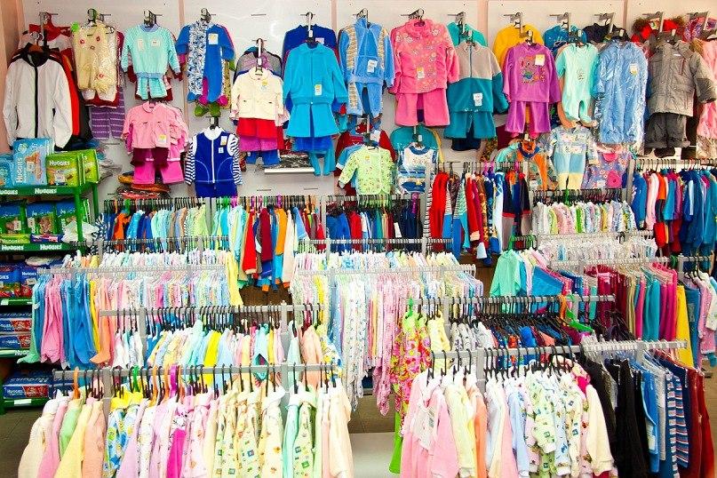 выгодно ли открыть детский магазин одежды в 2018 работы