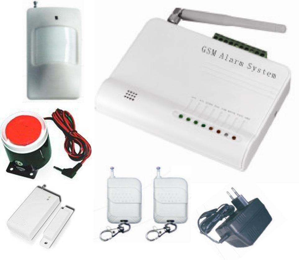 Идея бизнеса - продажа и установка GSM сигнализаций